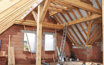 Kettletoft attic trusses