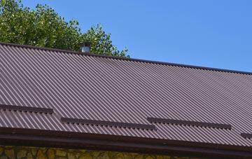 typical Kettletoft corrugated roof uses