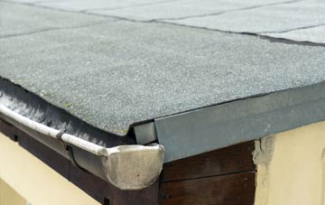 repair or replace Kettletoft flat roofing?