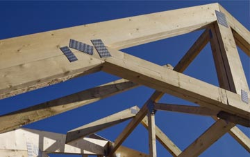 Kettletoft roof trusses for new builds and additions