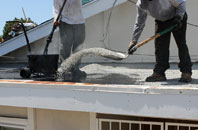 Kettletoft flat roofing repair